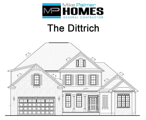 The dittrich mike palmer homes for Palmers homes